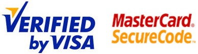 Verified by Visa and Securecode Mastercard